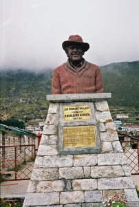 Khumjung school founder
