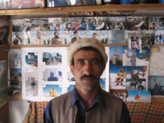 Hassan Sadpara who has climbed all 5 of the Pakistan 8000m peaks